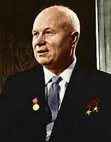 Nikita Sergeevich Khrushchev