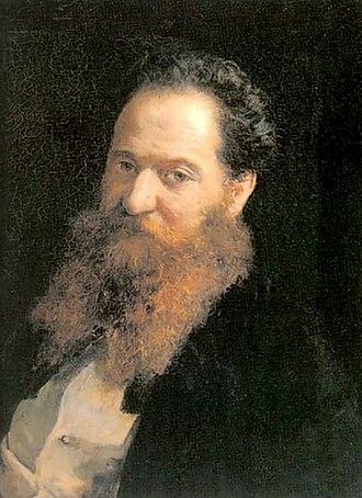 Moritz Schiff - Moritz Schiff, 1876