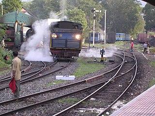 Mettupalayam railway station