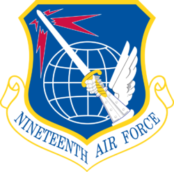 Nineteenth Air Force - Emblem.png