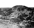 Nippur, Temple of Bel excavation.jpg