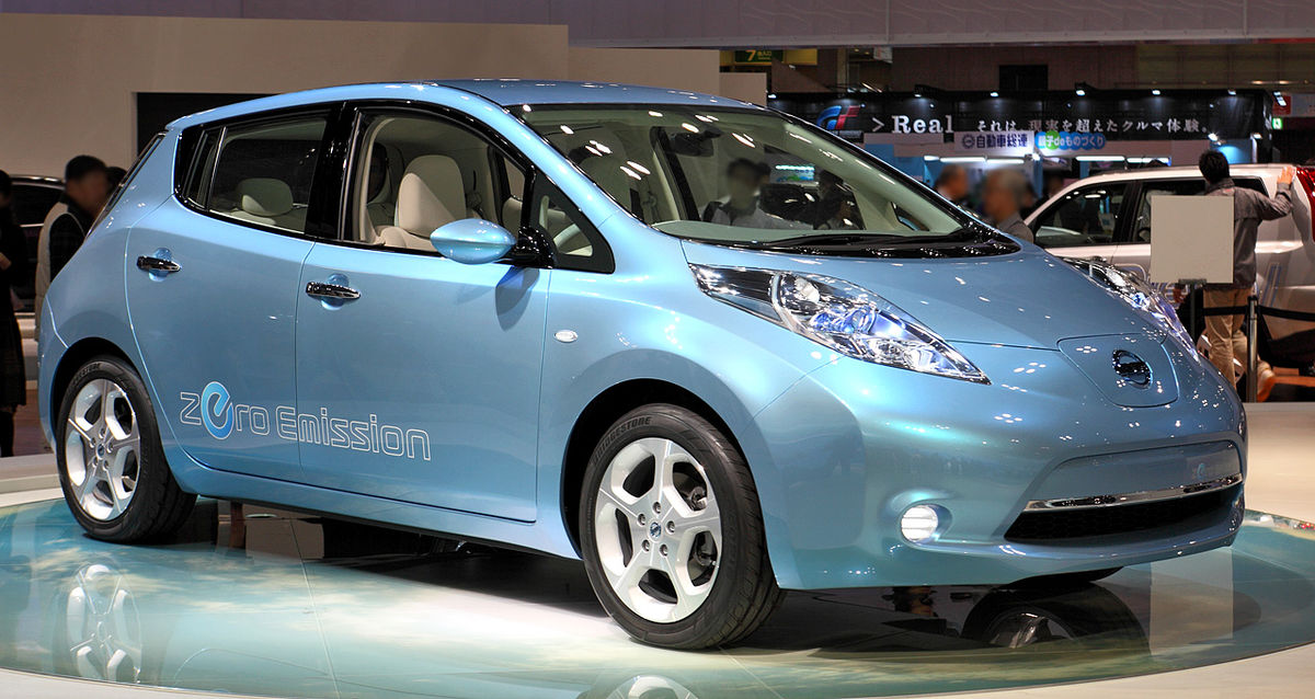 Zero Emissions Vehicle Wikipedia