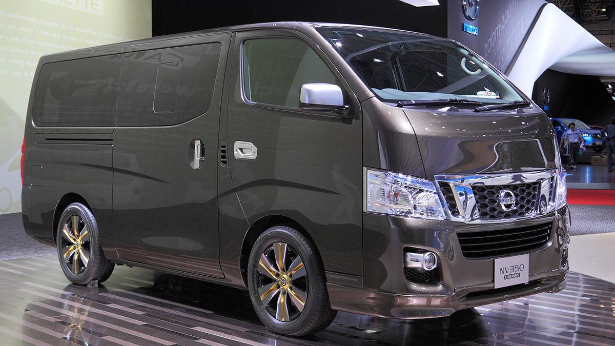 Nissan Nv350 Wikipedia