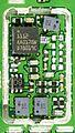 Nokia X3-00 - detail of the printed circuit board-3276.jpg