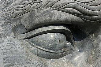 Oculesics - Image: Norbdad Oculus Auge 2