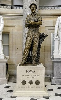 <i>Norman Borlaug</i> (Victor)