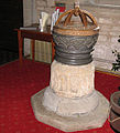 Norman font, St Mary's - geograph.org.uk - 1131365.jpg