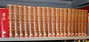 Norsk biografisk leksikon - 19 volumes.