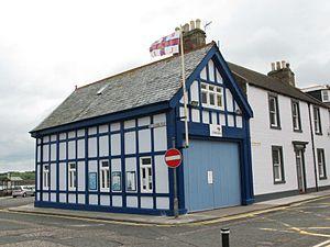 North Berwick Lifeboat Station - North Berwick Lifeboat Station