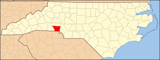 National Register of Historic Places listings in Gaston County, North Carolina Wikimedia list article