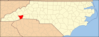 National Register of Historic Places listings in Henderson County, North Carolina Wikimedia list article