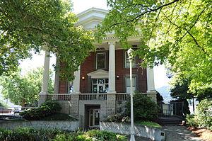 St. Johns City Hall - Image: North Precinct, St. John's, Portland, Oregon 01