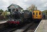 North Weald railway station MMB 03 4141 205205.jpg