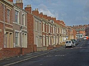 Tyneside flat - Northbourne Street in Gateshead