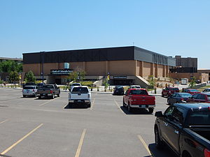 Northern Colorado Bears - Bank of Colorado Arena.JPG