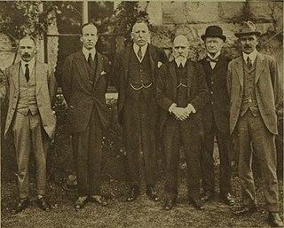 Dawson Bates Northern Irish politician
