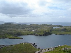 Northra Voe from Muckle Ward, Vementry Isle - geograph.org.uk - 886715.jpg