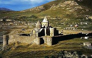 Armenian Monastic Ensembles of Iran - St. Thaddeus Monastery