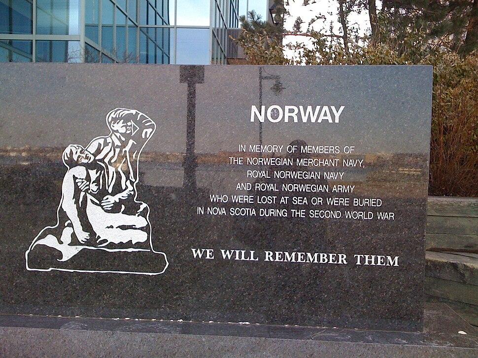 NorwegianNavyMemorial