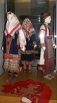 Kroatische Klederdracht Wikipedia