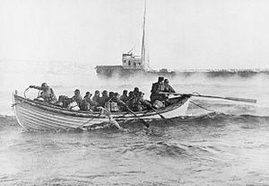 Mataafa Storm - Image: Nov 291905Life Saving Crew