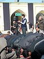 November13,2013 - Muharram 9,1435 - Grand Mosque of Nishapur 27.JPG