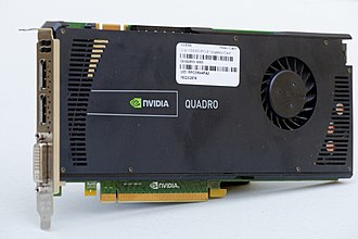 Nvidia Quadro - Quadro 4000 video card