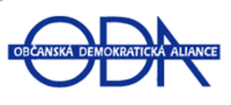 Civic Democratic Alliance - Image: ODA Logo (Tschechien)