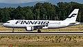 OH-LXC Finnair A320 FRA (36440762766).jpg