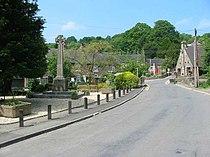 Oakamoor Village Centre - geograph.org.uk - 458933.jpg