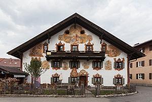 Oberammergau - Image: Oberammergau, Baviera, Alemania, 2014 03 22, DD 27