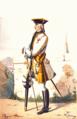 Obristwachtmeister Johann Graf Soro von Hoch- und Deutschmeister 1757 (Colin).png