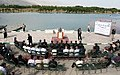 Official beginning of Rowing sport in Iran, The Opening ceremony - 8 May 2006 (2 8502180583 L600).jpg