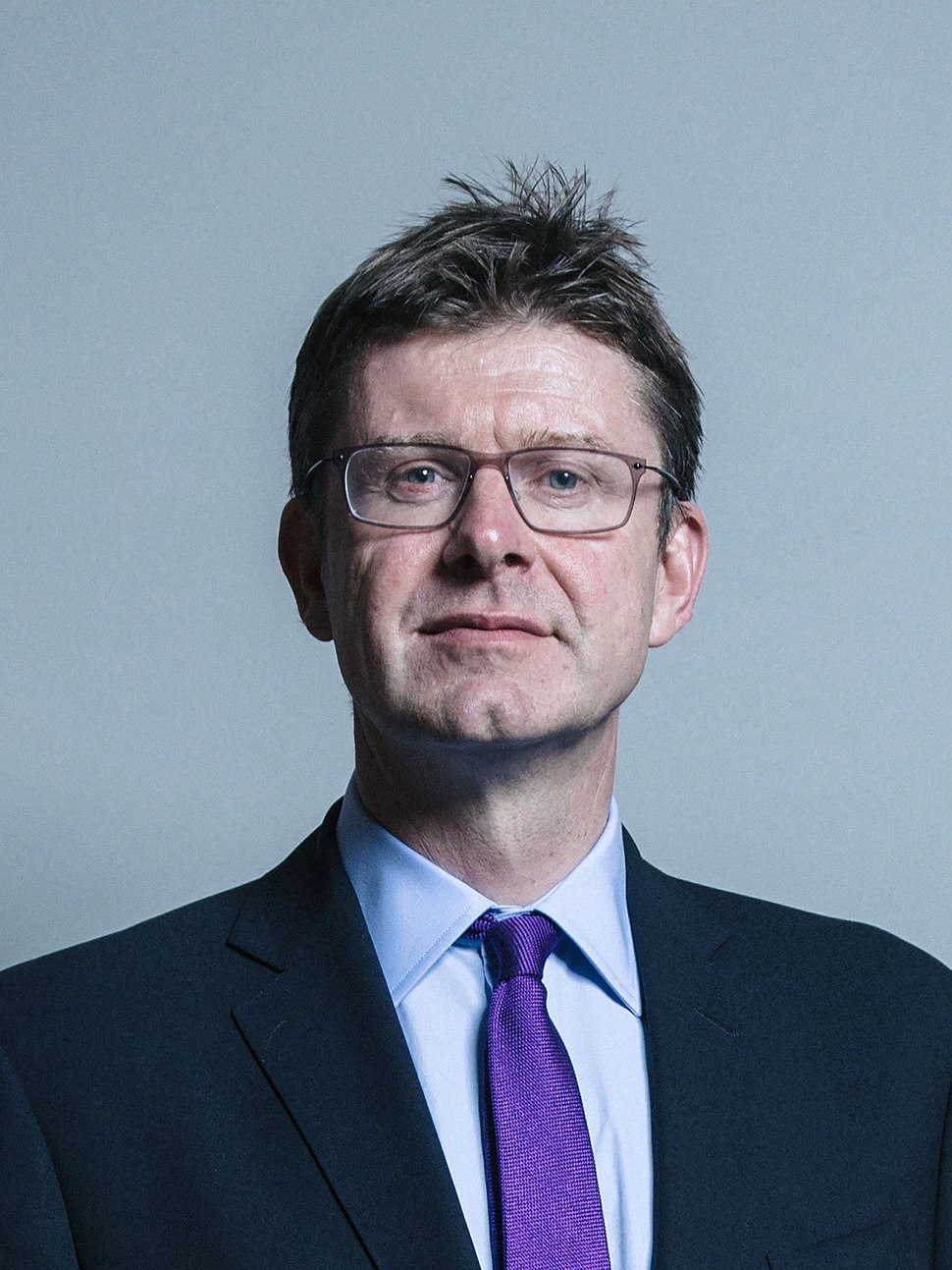 Official portrait of Greg Clark crop 2