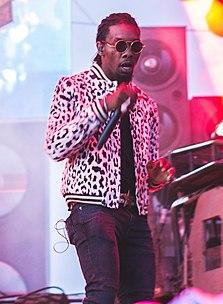 Offset (rapper) American rapper
