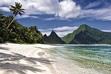 Ofu Beach, Manu'a Islands, American Samoa
