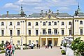 Ogród przy pałacu Branickich, część II 28.jpg