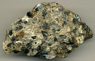 Carbonatite - Oka Carbonatite Complex, Oka Niobium Mine, Oka, Quebec