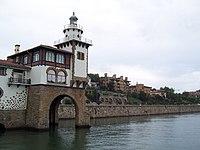 Arriluce lighthouse, Neguri.