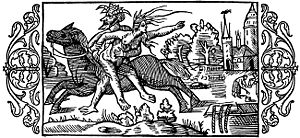 1550 in Sweden - Olaus Magnus - On the Punishment of Witches