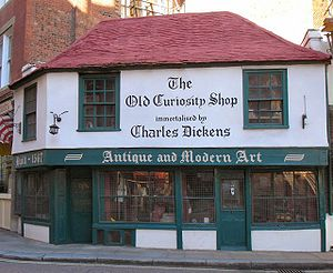 The Old Curiosity Shop - The Old Curiosity Shop, London