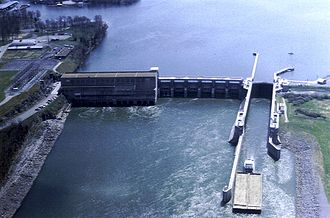 Old Hickory Lake - Old Hickory Lock and Dam