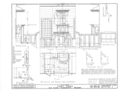 Old Christ Church, State Roads 465 and 465-A, Laurel, Sussex County, DE HABS DEL,3-LAU.V,1- (sheet 9 of 12).png