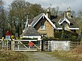 Old Crossing Keepers Cottage South Elevation - geograph.org.uk - 711809.jpg