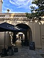 Old Government House, Brisbane rear carriage entry 01.jpg