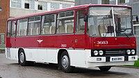 Old Ikarus 255 in Tallinn.JPG