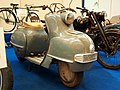 Old Scooter at Automobile museum Reims.JPG