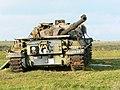 Old tank, Imber Range, Salisbury Plain - geograph.org.uk - 300382.jpg