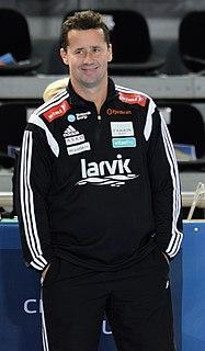 Ole Gustav Gjekstad Norwegian handball player