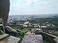 On top of Golkonda Fort.jpg